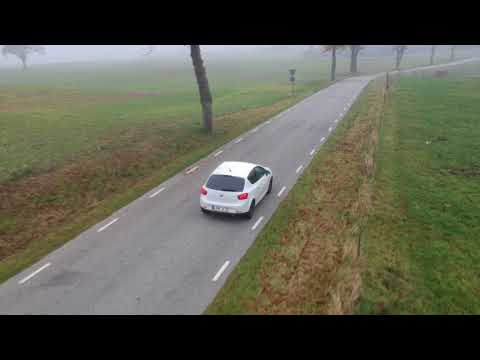 DJI Spark (bad weather)