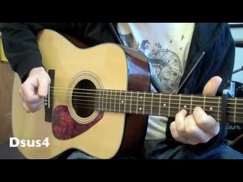 Learn How to Play: Hallelujah - Jeff Buckley - NYC Guitar School Lesson