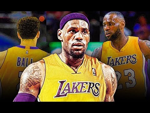 00b4ca94418 LeBron James Signs With Lakers