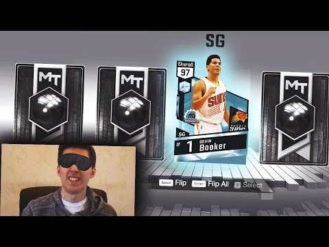 THE BLINDFOLDED DRAFT AND PLAY! NBA 2K17 DRAFT