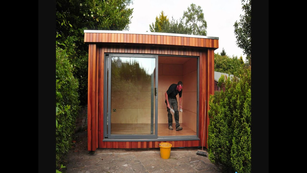 Garden Room Solo Construction.wmv