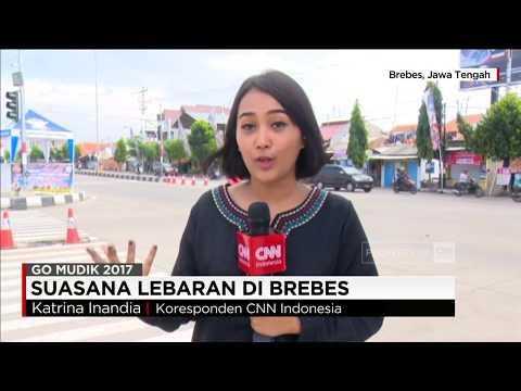 H+1 Lebaran, Exit Tol Brebes Timur - Pantura, Ada yang Baru Mudik - Mudik Lebaran 2017