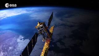EDRS - A leap in satellite-based telecommunications technology