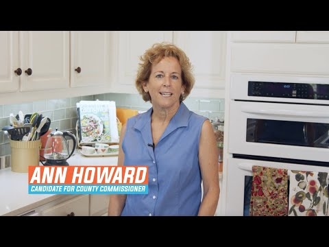 Ann Howard for Travis County Commissioner