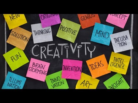 Where's Your Creative Spot?   How To Be Creative?   Content & Brand