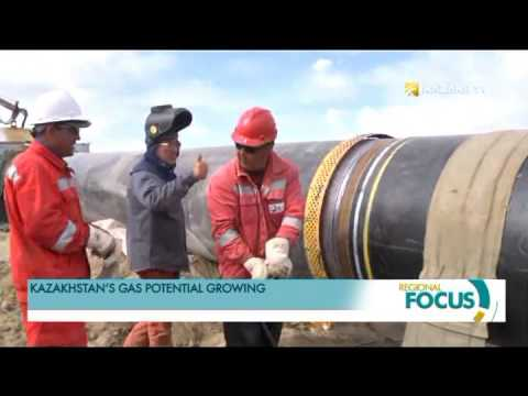 Kazakhstan's gas potential growing