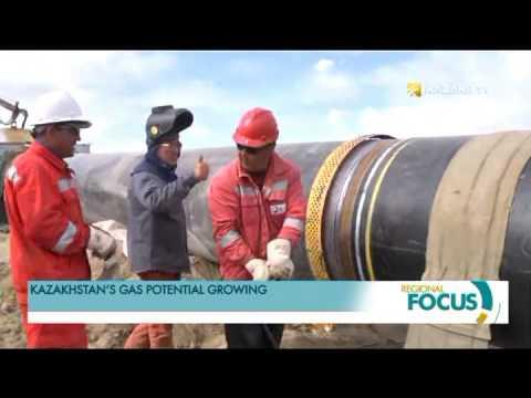 Kazakhstan's gas potential growing