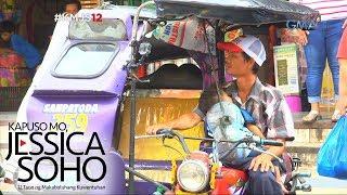 Kapuso Mo, Jessica Soho: Ama, kasa-kasama ang 2 taong gulang na si Ronel habang namamasada