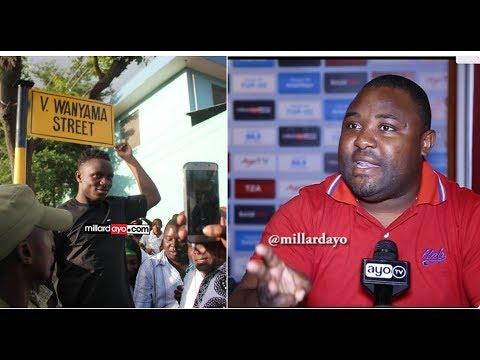 Meya afunguka baada ya kibao cha Victor Wanyama kung'olewa