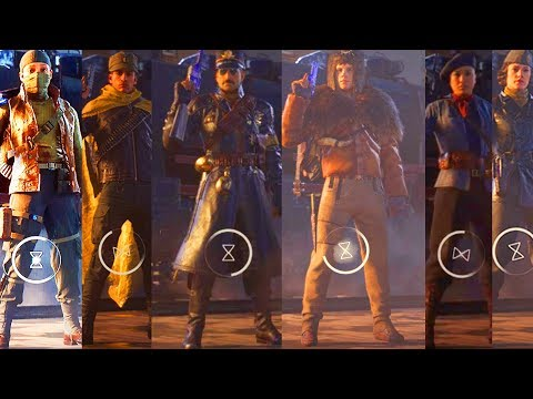 HOW TO UNLOCK ALL 6 SECRET PLAYABLE CHARACTERS IN ZOMBIES! (WW2 ZOMBIES NEW CHARACTERS)