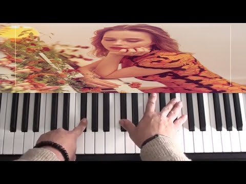 Gabrielle Aplin - My Mistake - Piano Tutorial