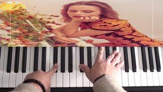 Gambar cover Gabrielle Aplin - My Mistake - Piano Tutorial
