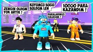 MADCİTY SINIRSIZ PARA HİLESİ ! / Roblox Mad City / Roblox Türkçe / FarukTPC
