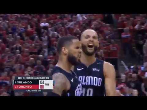 NBA on ESPN Theme ORL vs TOR Game 1 2019 Playoffs