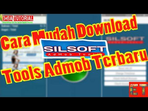 Update Tools Admob Terbaru - Cara Download Aplikasi Silsoft