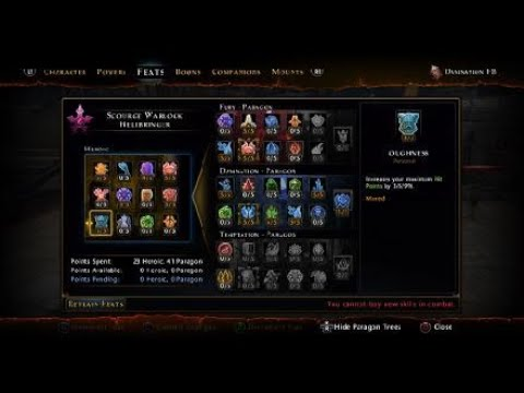 Neverwinter MOD 15 SW Scourge Warlock Fun Damnation Hellbringer AoE Build (With a little Action) ;)