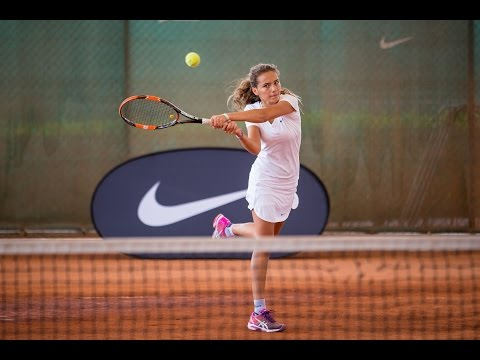 Nike Tennis Camps at The National Tennis Centre, England