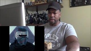 "Star wars: The Rise of Skywalker ""End"" TV Spot - REACTION.."