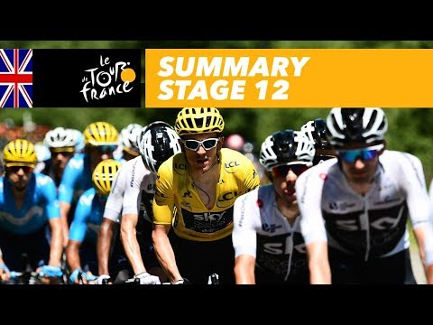 Summary – Stage 12 – Tour de France 2018