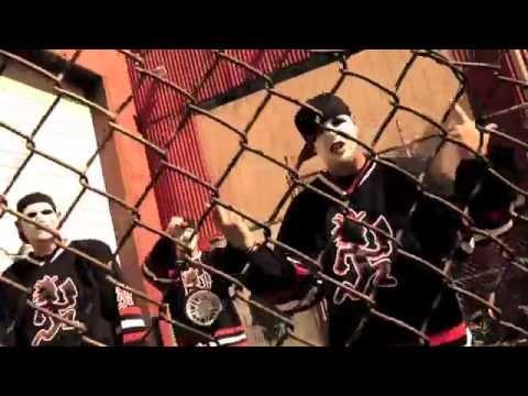 Twiztid Feat. Blaze Ya Dead Homie - Triple Threat Official Music Video - Mutant