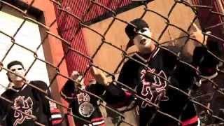 Смотреть клип Twiztid Ft. Blaze Ya Dead Homie - Triple Threat