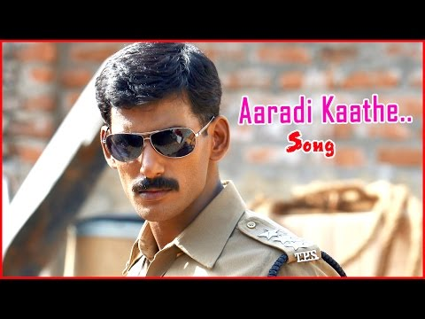 Satyam Tamil Movie  Aaradi Kaathe Song   Harris Jayaraj  Vishal