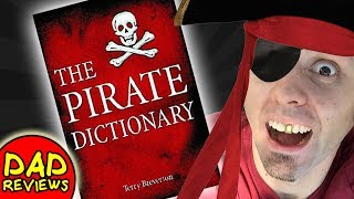 How to Talk Like a Pirate Book | Pirate Dictionary Review (in pirate talk)
