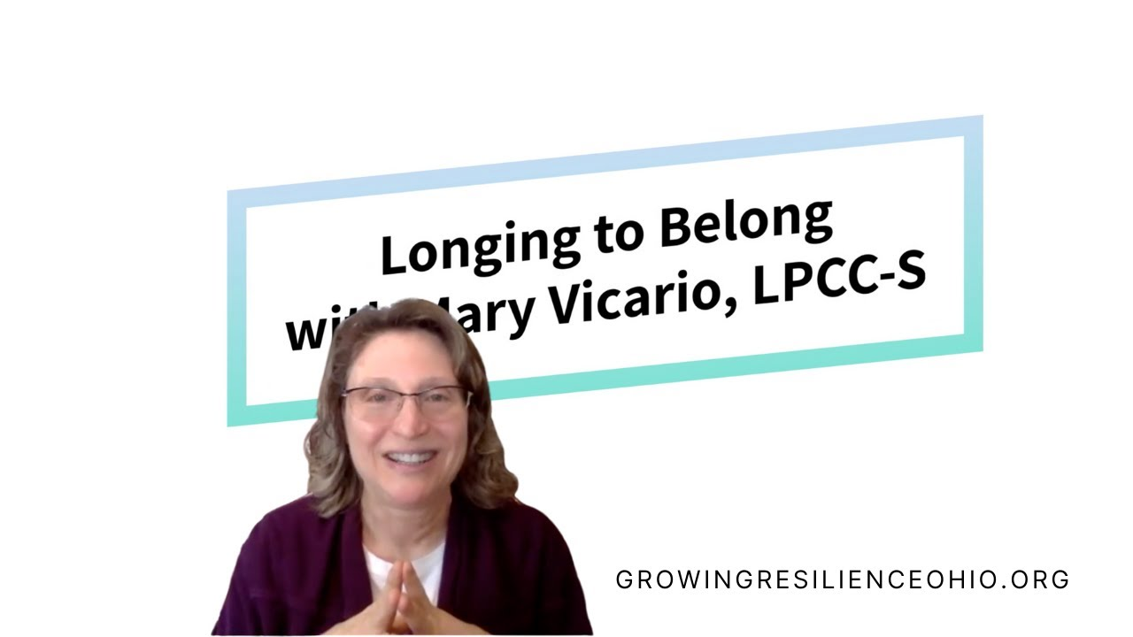 Longing to Belong: How Moving From Rupture to Repair Builds Resilience, Belonging and Trust