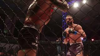 Brave 10 - Tahar Hadbi TKO's Fakhreddine  حدبي يفوز على فخرالدين في عمان