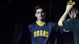 Francisco Barbotti - Obras Basket (03-08-2017)
