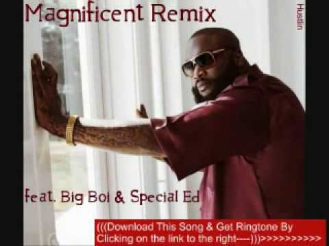 Rick Ross ft Big Boi Special Ed
