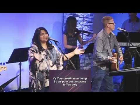 One of the most powerful worship songs you'll ever hear!