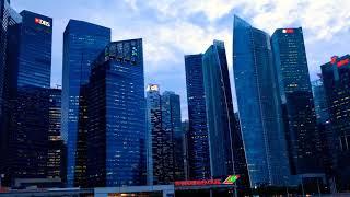 Singaporean Skyline in 4k  (2018) shot on OnePlus 5T
