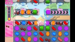 Candy Crush Saga Level 1606 (No booster)