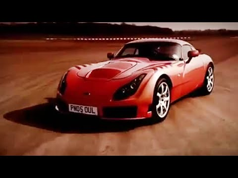 tvr sagaris car review top gear bbc autos youtube. Black Bedroom Furniture Sets. Home Design Ideas
