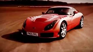 TVR Sagaris car review - Top Gear - BBC autos