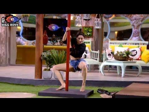 Bigg Boss 12 | Neha Pendse Hot Pole Dance In Bigg Boss House | BB 12 Weekend Ka Vaar thumbnail