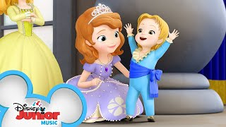 Sisters and Brothers   Music Video   Sofia the First   Disney Junior