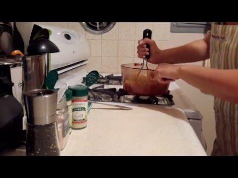 Vegan Mashed Potatoes with Horseradish & Garlic