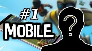 TOP 10 BEST FORTNITE MOBILE PLAYERS (2019)