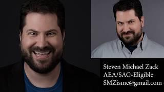 Steven Michael Zack - Acting Reel 2019
