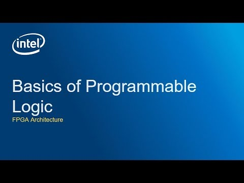 Basics of Programmable Logic: FPGA Architecture