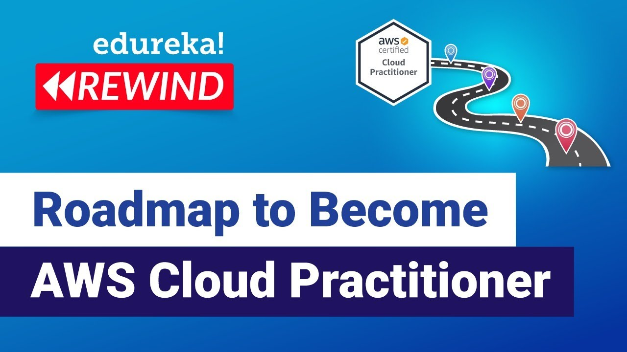 Roadmap to Become AWS Cloud Practitioner | Cloud Computing Careers