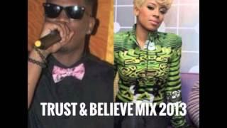 **NEW KEYSHIA COLE & MAGNOLIA RHOME-TRUST & BELIEVE 2013***