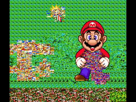 Mario's Early Years: BAD TOUCH