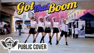 [KPOP IN PUBLIC] SECRET NUMBER(시크릿넘버) | Got That Boom | Danc…
