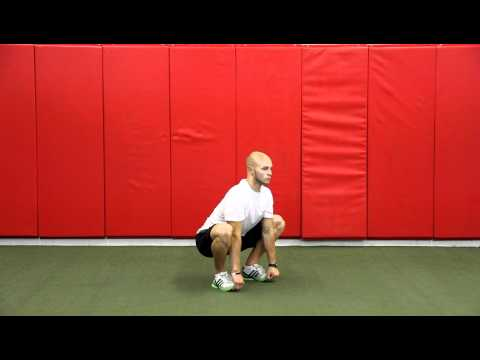 Sumo Squat to Stand