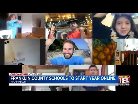 Franklin County Schools to begin academic year online