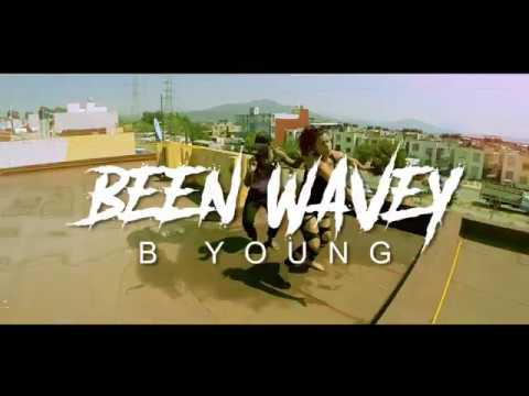 B Young - Been Wavey [ Dance Video ]