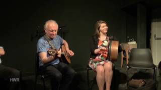 Teacher's recital: Aimee Farrell Courtney with Dónal Lunny (1), Craiceann Bodhrán Festival 2016